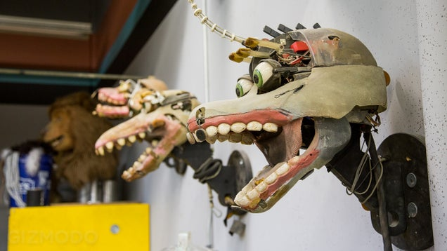 Inside Jim Henson's Creature Shop: The Intersection of Gadgets and Dreams