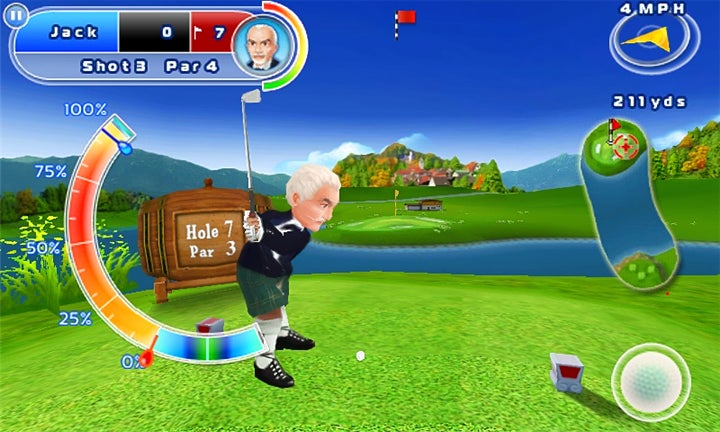 Let's Golf Gallery