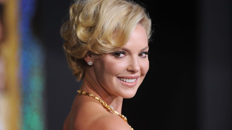 Katherine Heigl Worries Being a Working Mother is Selfish, Calls Herself an Asshole