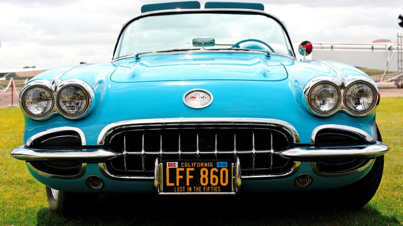 Your Ridiculously Awesome '59 Corvette Wallpaper Is Here