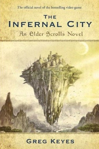 The Elder Scrolls In Convenient Novel Form