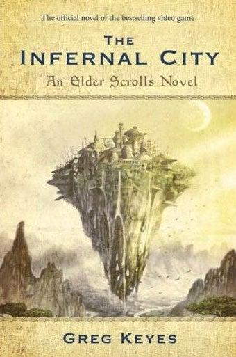 The Elder Scrolls In Convenient Novel Form