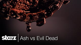 Ash's Chainsaw Is Already Bloody In Teaser For <i>Ash Vs Evil Dead</i>