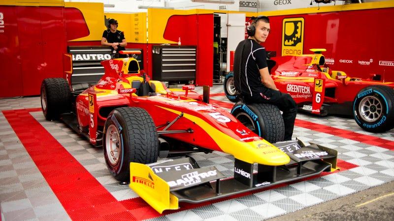 How To Become Formula One's Next Big Star