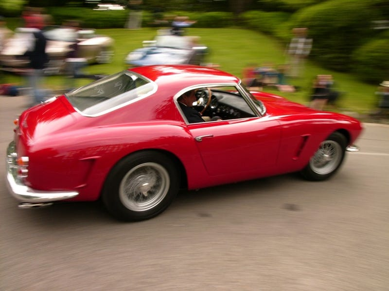 The 2009 Concorso d'Eleganza: Action! Suspense! Video!