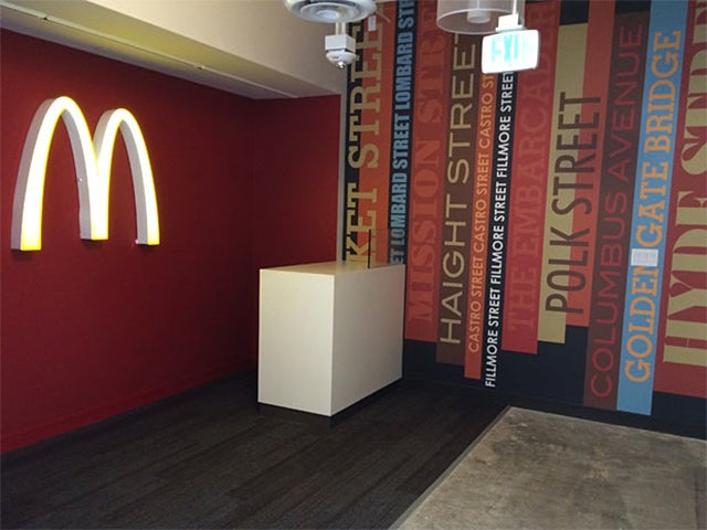 "Now Even McDonald's Has a Silicon Valley ""Digital Incubator"""