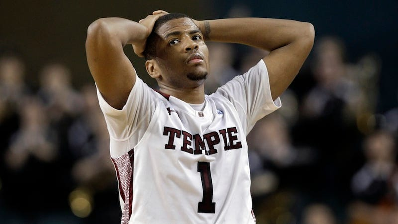 Temple Basketball Player Celebrates 21st Birthday By Getting Busted For Allegedly Soliciting A Prostitute