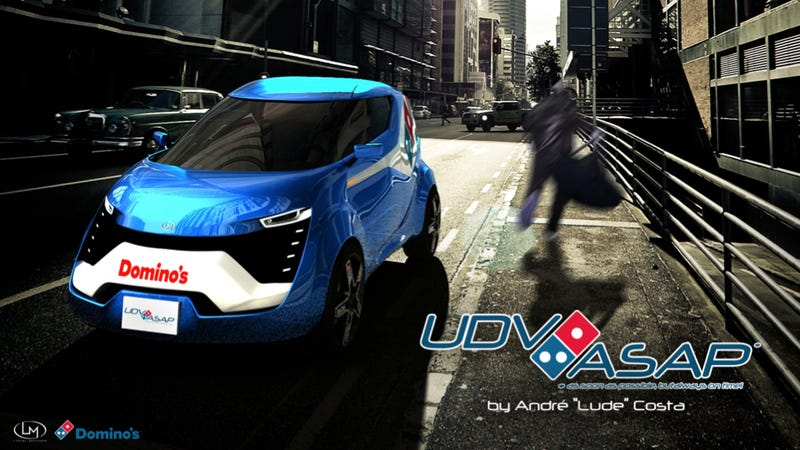 Are These The Pizza Trucks Of The Future?