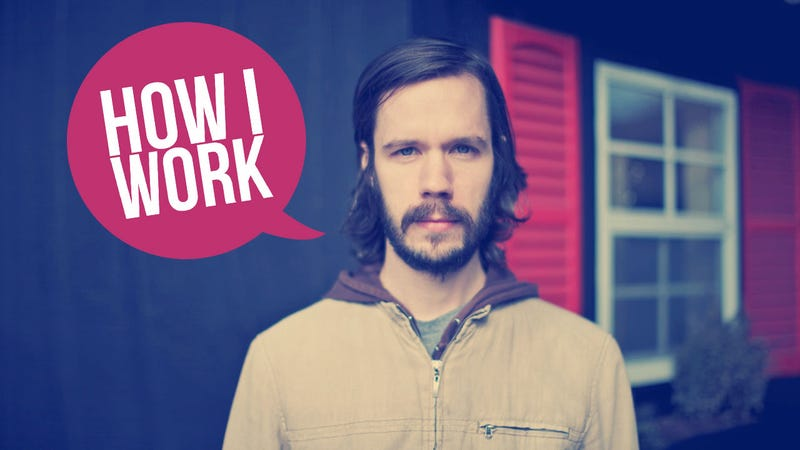 I'm Ted Roden, Founder of Fancy Hands, and This Is How I Work
