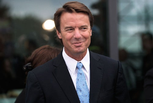 John Edwards Is Not Fine In The Carolinas