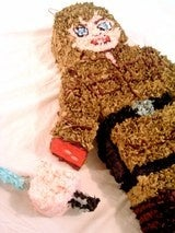 How to make a Luke Skywalker piñata (complete with a severed hand)
