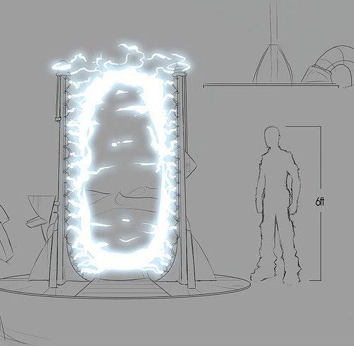 Sol Concept Art