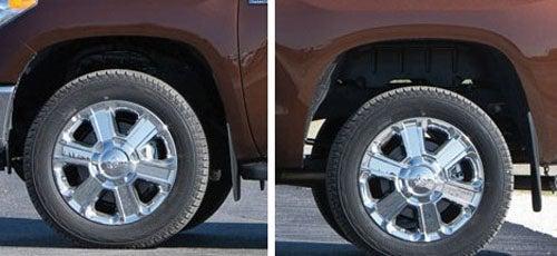 Mooseknuckle's Ultimate Truck Comparison