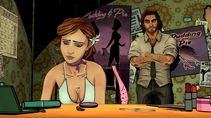 ​The Wolf Among Us's Dark Second Chapter Remains Faintly Unsatisfying