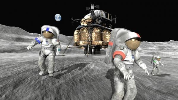 NASA Moonbase Alpha Now Available on Steam