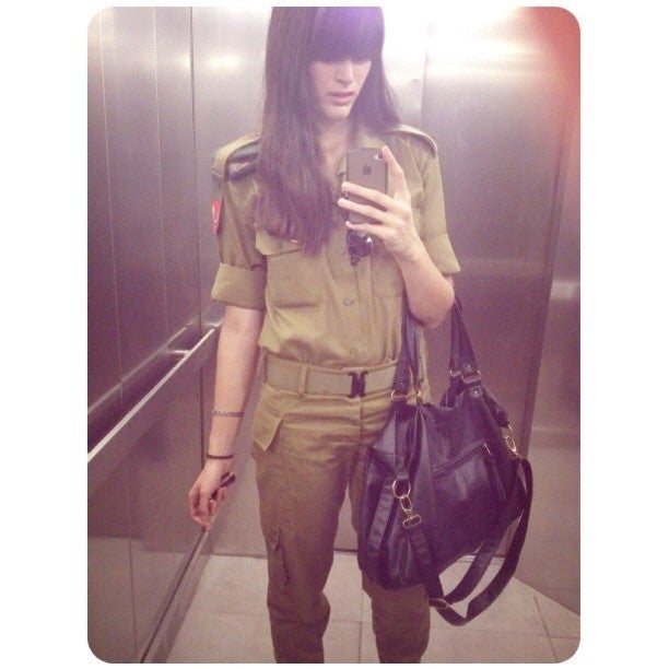 Israel's Social Media Warfare Reaches Historic Low/High with Instagram Duckface