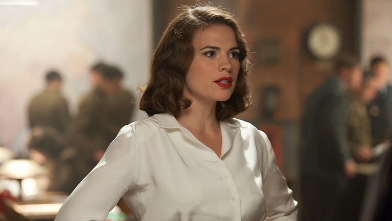 Agent Peggy Carter's new mission might be a TV series