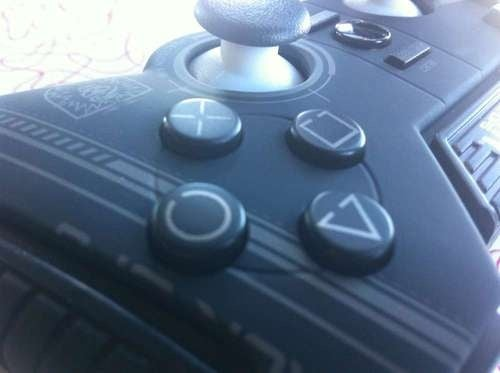 Visual Guide to Mad Catz PS3 Black Ops Controller