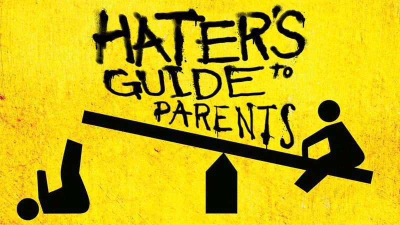 The Hater's Guide To Other Parents