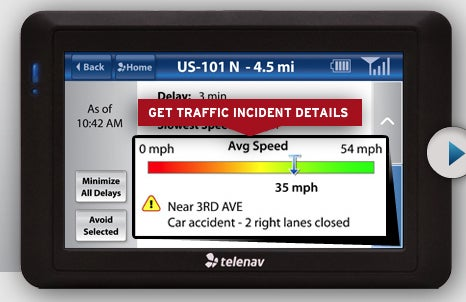 TeleNav Shotgun Web-Connected GPS Delivers Real-Time Traffic, Finds Cheap Gas for $300