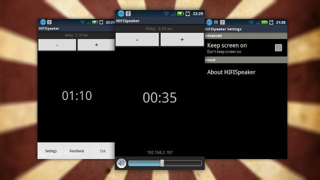 Android HIFI Streams Music to Your Android Device from iTunes and Other AirPlay Clients