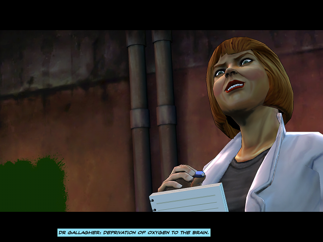A Fascinating Point-And-Click Adventure Bogged Down By Crap