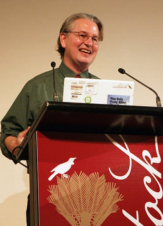 Why Does Bruce Sterling Hate Web 2.0?