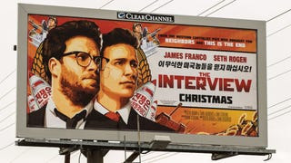 Everyone Is Torrenting <i>The Interview </i>