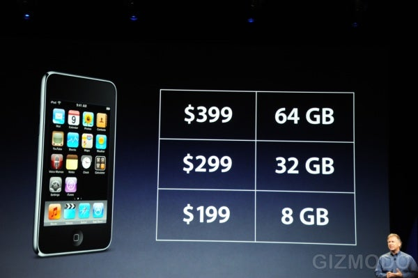 iPod Touch Third Generation: Now Up to 64GB