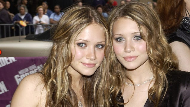 how to tell the olsen twins apart youtube