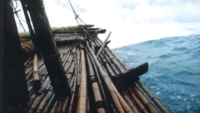 How centuries of flooding turned the ancient Chinese into seafarers