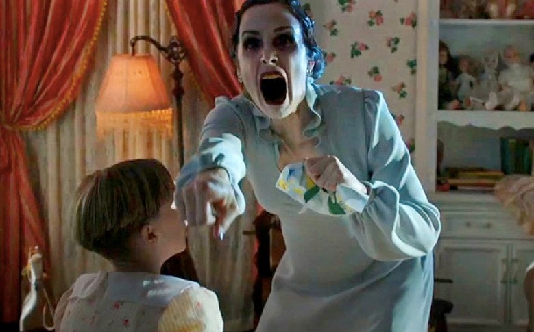 Insidious 3 is a go, whether you want it or not