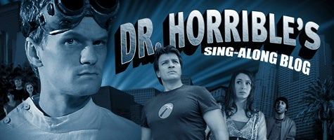 Ready Your Freeze Rays: Whedon On Dr Horrible DVD
