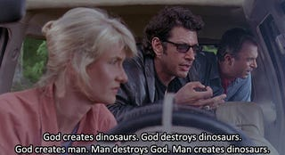 I Re-Watched Jurassic Park for You Because, Really, Who Has the Time?