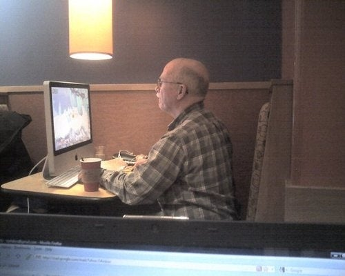 Five Questions With Panera Bread iMac Man