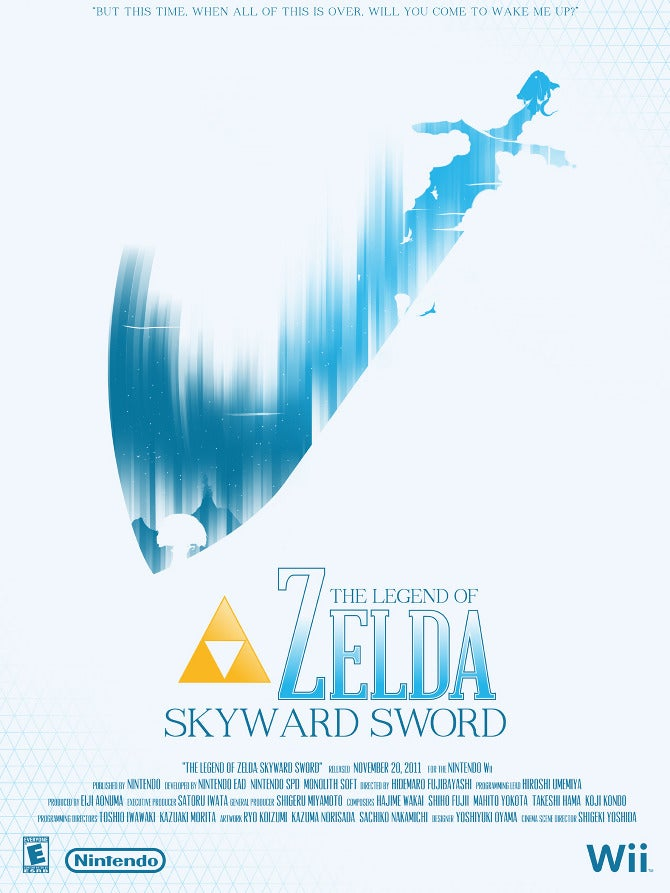 Have A Few More Beautiful Legend Of Zelda Movie Posters