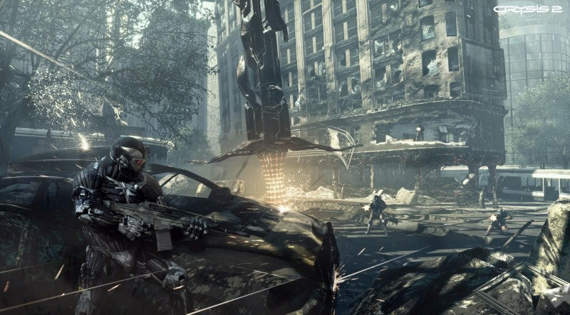 Crysis 2 Preview: Two Ways To Save New York, New York