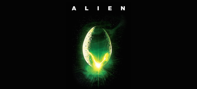 This Typographic Analysis Of Alien Is Terrifyingly, Wonderfully Geeky