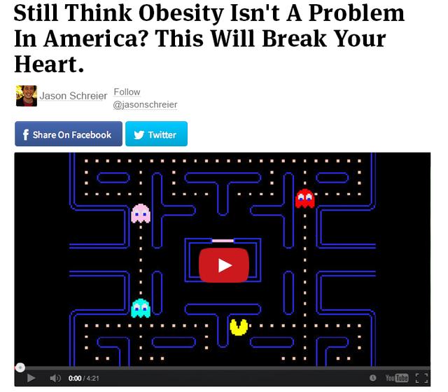 If Video Games Had Upworthy Headlines
