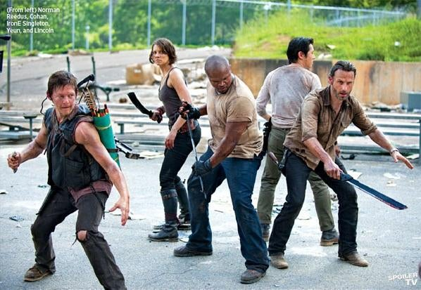 Walking Dead Season 3 Promotional Photos