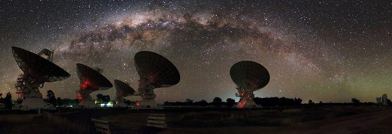 The Many, Many Times Astronomers Mistook Mundane Phenomena for Aliens
