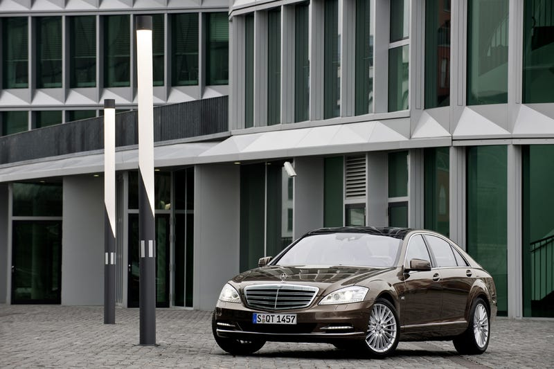 2010 Mercedes S-Class Improves On Perfection