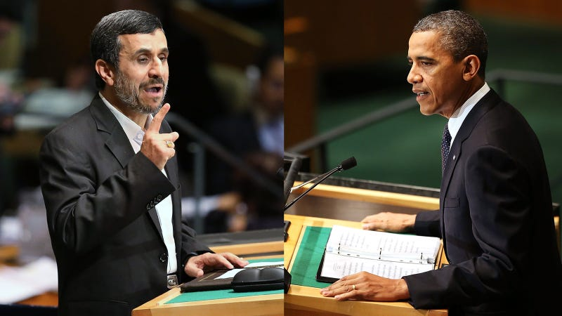 Iranian News Agency Copies the Onion, Says Rural Whites Prefer Ahmadinejad to Obama