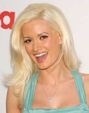 Plastic 'Playboy' Bunny Holly Madison Is Looking For A Natural Woman