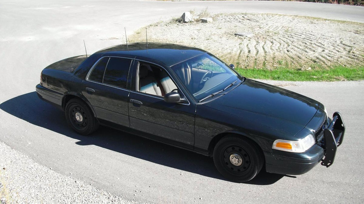 Ex Police Cars For Sale In Maryland