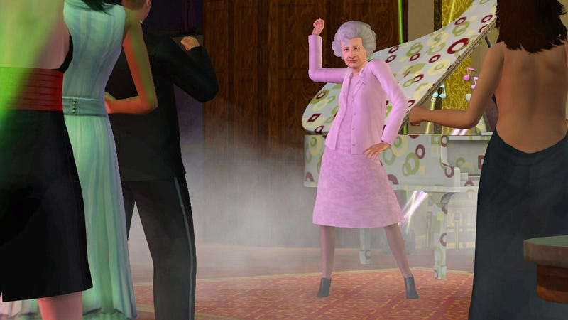 The Royal Wedding Is Much More Entertaining In The Sims 3