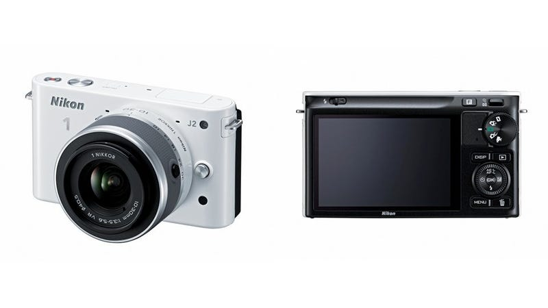Nikon 1 J2: Nikon Updates Its Cute Beginner System Camera By Hardly Updating It at All