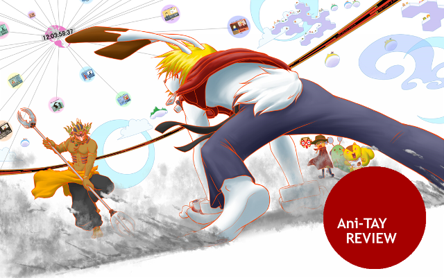 Summer Wars: The Ani-TAY Review