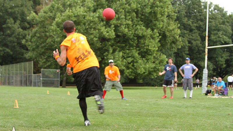 For Just $400,000, You Can Buy This Portland-Based Co-Ed Kickball Team