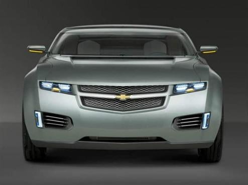 GM Presents Its Top Ten Production Cars and Top Ten Concept Cars